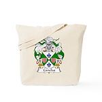 Canelas Family Crest Tote Bag