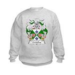 Canelas Family Crest Kids Sweatshirt