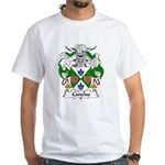 Canelas Family Crest White T-Shirt