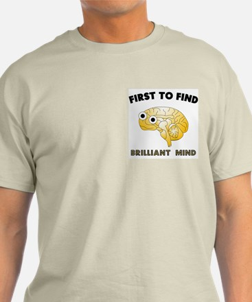 FTF Brain Pocket Image T-Shirt