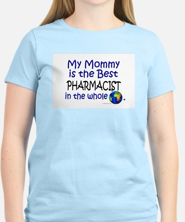 Best Pharmacist In The World (Mommy) Women's Light