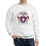 Camisao Family Crest  Sweatshirt
