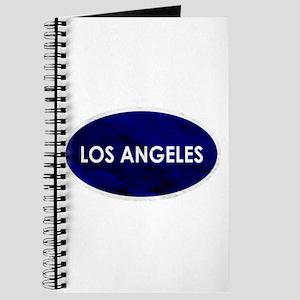 Los Angeles Blue Stone Journal