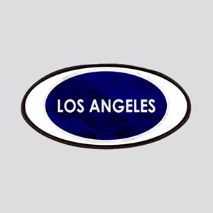 Los Angeles Blue Stone Patch