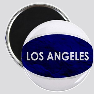 Los Angeles Blue Stone Magnets