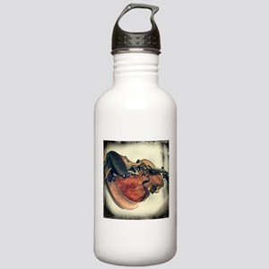 classic vintage violin Stainless Water Bottle 1.0L