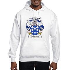 Calheiros Family Crest Hoodie