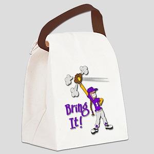 BRING IT Canvas Lunch Bag