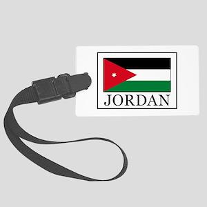 Jordan Large Luggage Tag