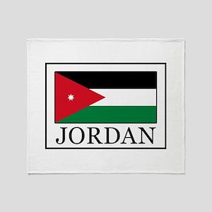 Jordan Throw Blanket