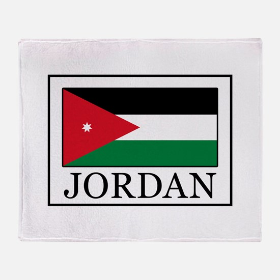 Jordan Throw Blanket