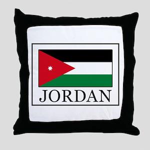 Jordan Throw Pillow