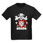 Caldeirao Family Crest Kids Dark T-Shirt
