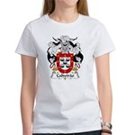 Caldeirao Family Crest Women's T-Shirt