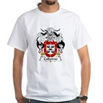 Caldeirao Family Crest White T-Shirt