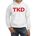 TKD Taekwondo Hooded Sweatshirt