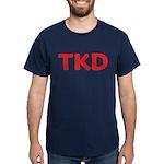TKD Taekwondo Dark T-Shirt