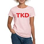 TKD Taekwondo Women's Light T-Shirt