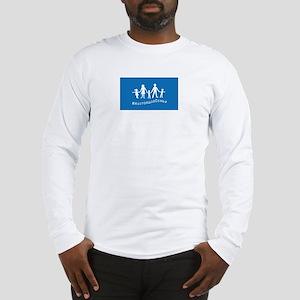 Straight Pride Flag Long Sleeve T-Shirt