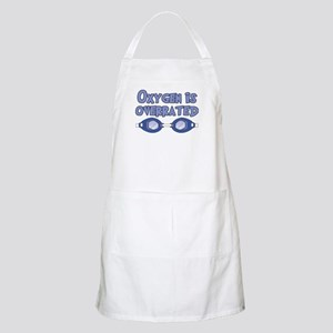 Oxygen is overrated Apron