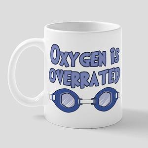 Oxygen is overrated Mug
