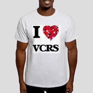 I love Vcrs T-Shirt