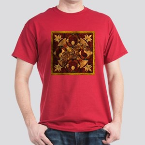 Harvest Moons Marquetry Dragon T-Shirt