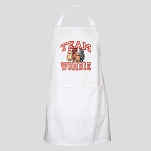 Team Wombie BBQ Apron