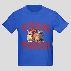 Kid's Team Wombie T-Shirt Dark Colored