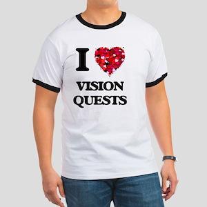 I love Vision Quests T-Shirt