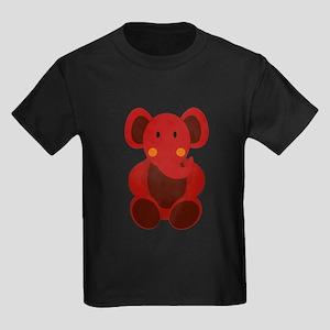 Baby Stuffed Red Elephant T-Shirt