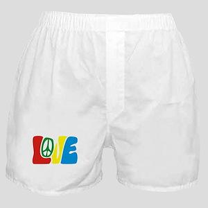 lovePeace Boxer Shorts