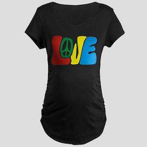lovePeace Maternity T-Shirt