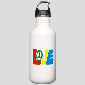 lovePeace Stainless Water Bottle 1.0L