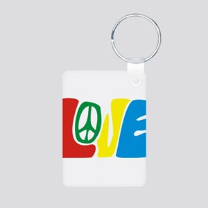 lovePeace Keychains