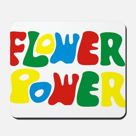 flowerPower Mousepad