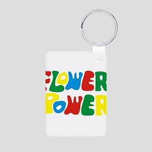 flowerPower Keychains
