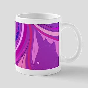 Pink Awareness Ribbon Mug