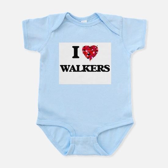 I love Walkers Body Suit