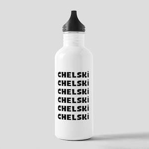 Chelski (London) Stainless Water Bottle 1.0L
