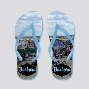 Beach Babe Flip Flops
