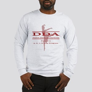 Dance Dads Anonymous Long Sleeve T-Shirt