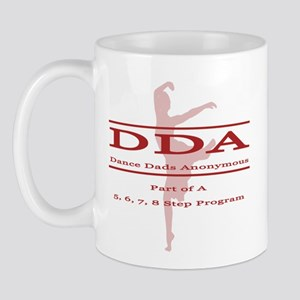 Dance Dads Anonymous Mug