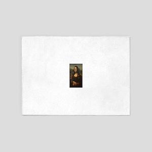 Mona_Lisa 5'x7'Area Rug
