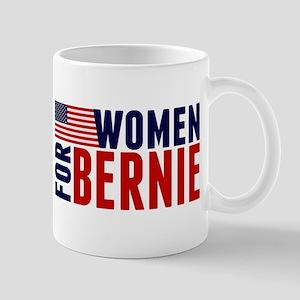 Women for Bernie Mug