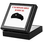 Unemployable Radical Keepsake Box
