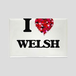 I love Welsh Magnets