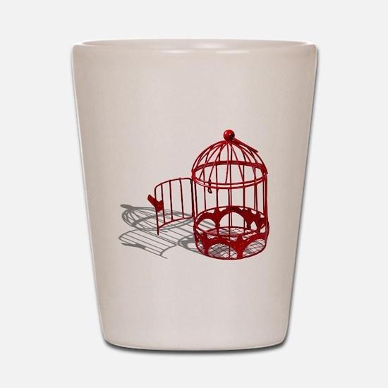 BirdHouse092110.png Shot Glass