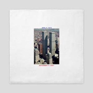 WTC-Complex-lge poster-8b5-cpJournal.j Queen Duvet