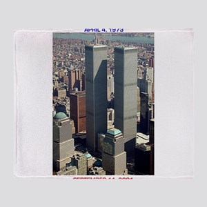 WTC-Complex-lge poster-8b5-cpJournal Throw Blanket
